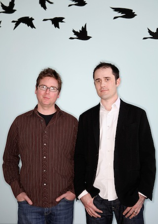 Biz Stone, Evan Williams
